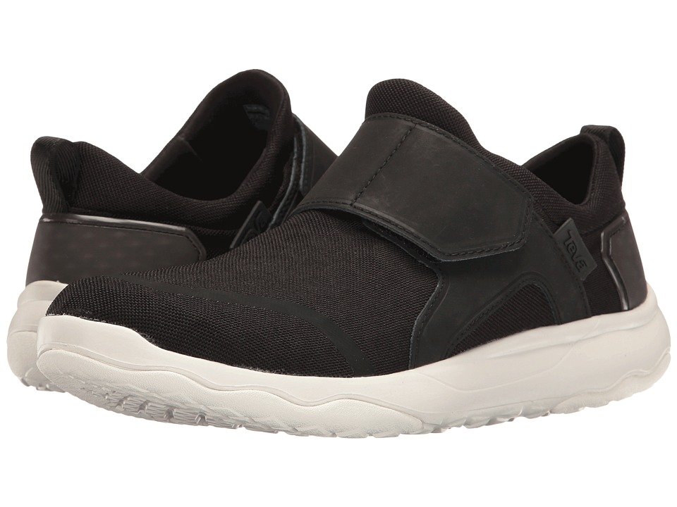Teva Arrowood Swift Slip On (Black/White) Women