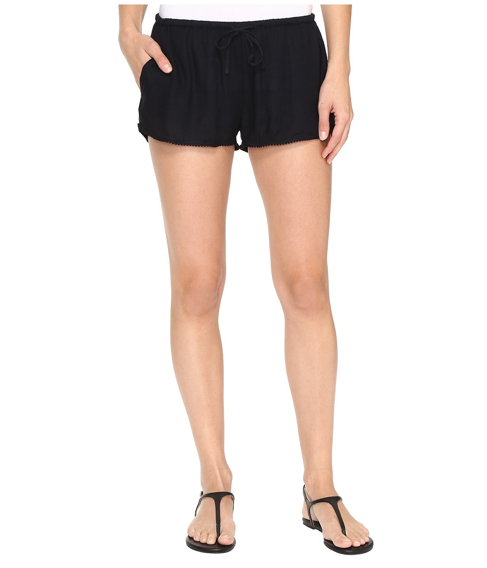 Roxy - Mystic Topaz Short (Anthracite) Women's Shorts