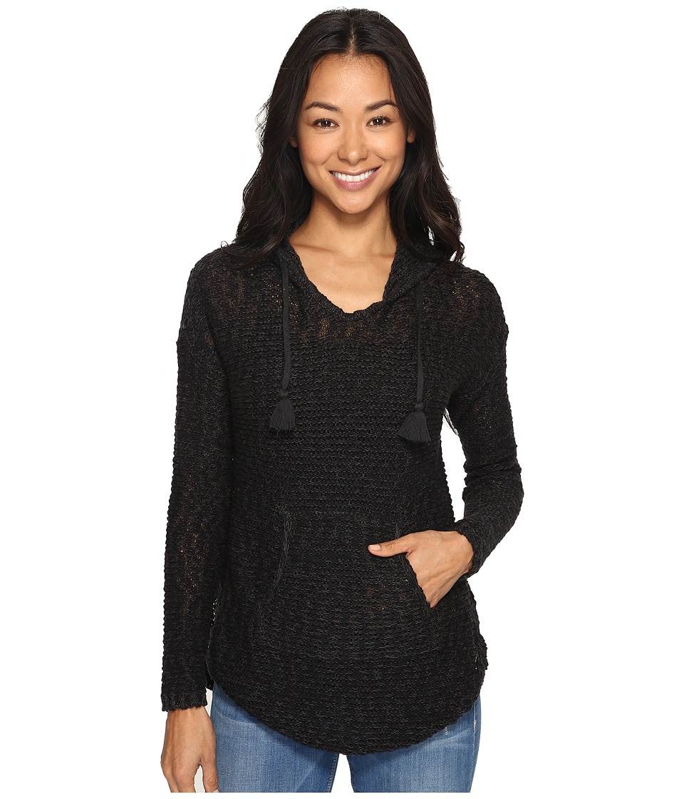 Roxy - Smoke Signal Sweater (Charcoal Heather) Women