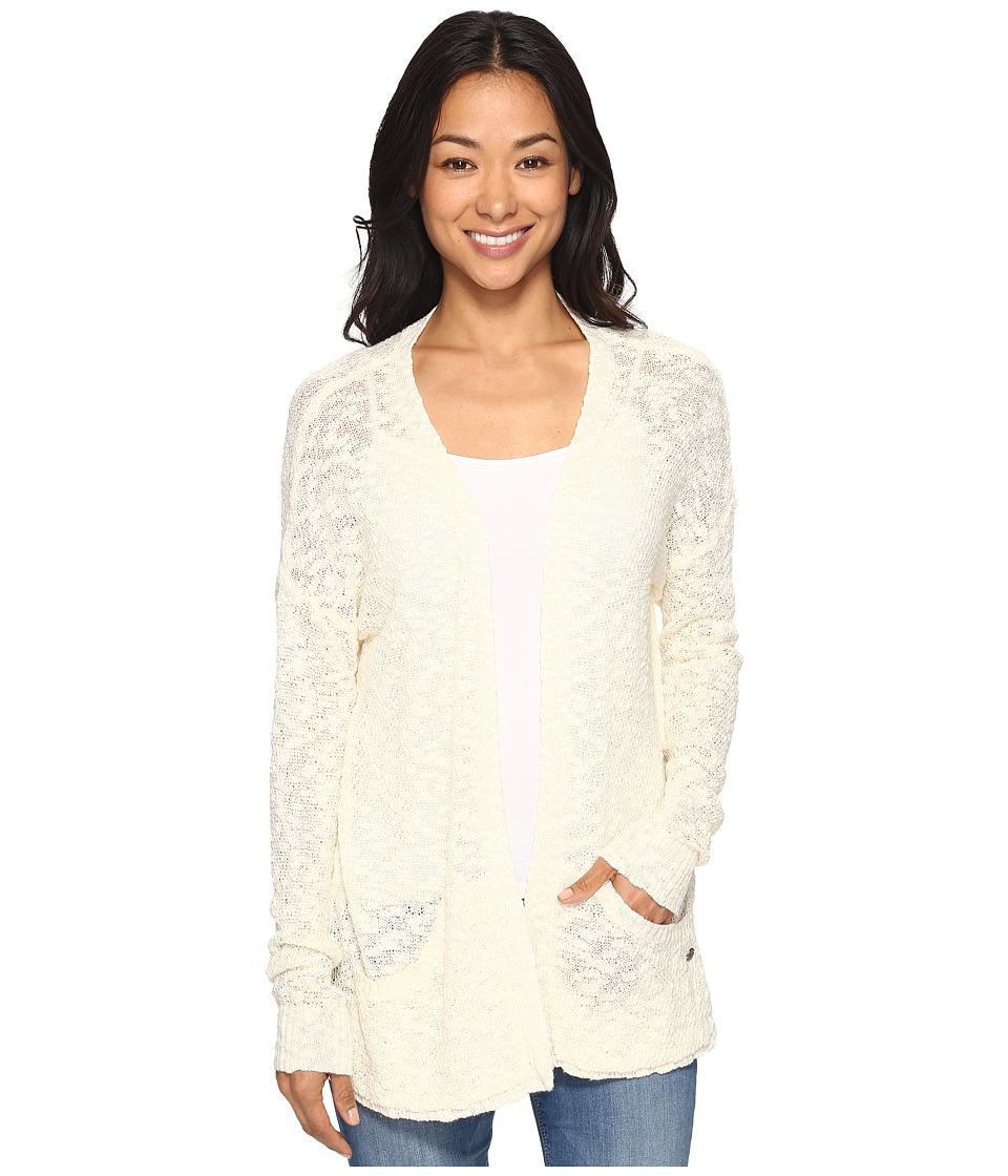 Roxy - Move On Up Sweater (Pristine/Angora) Women's Sweater