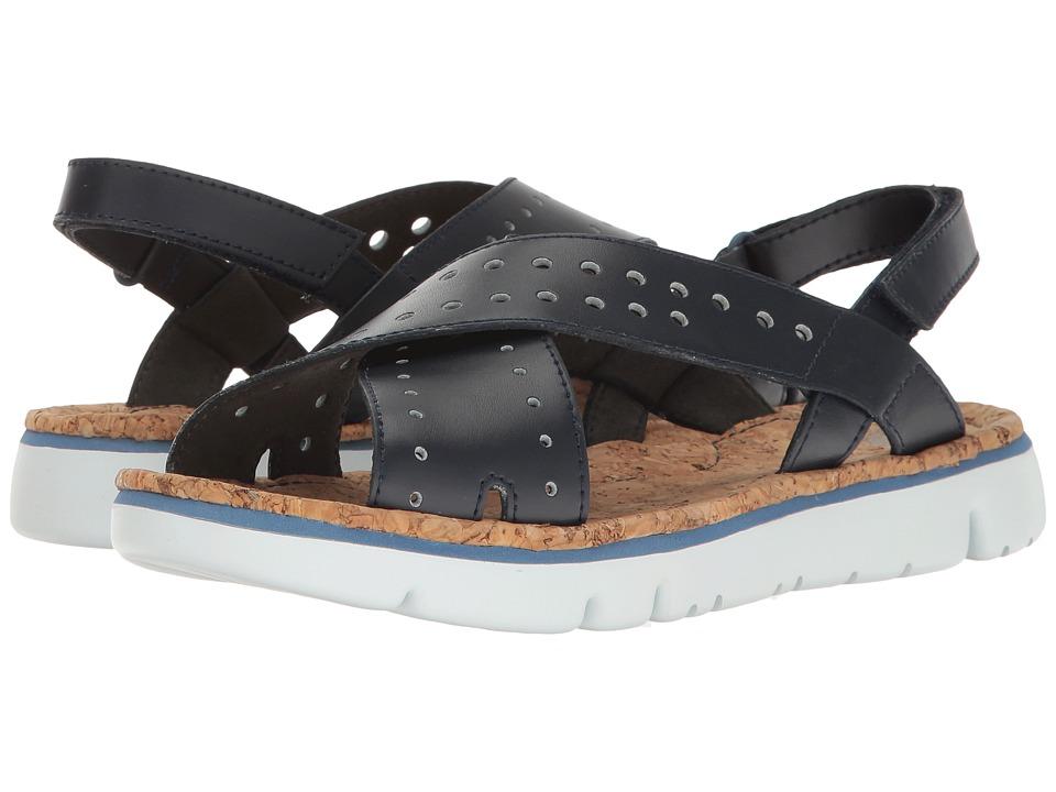 Camper - TWS - K200445 (Dark Blue) Women's Sandals