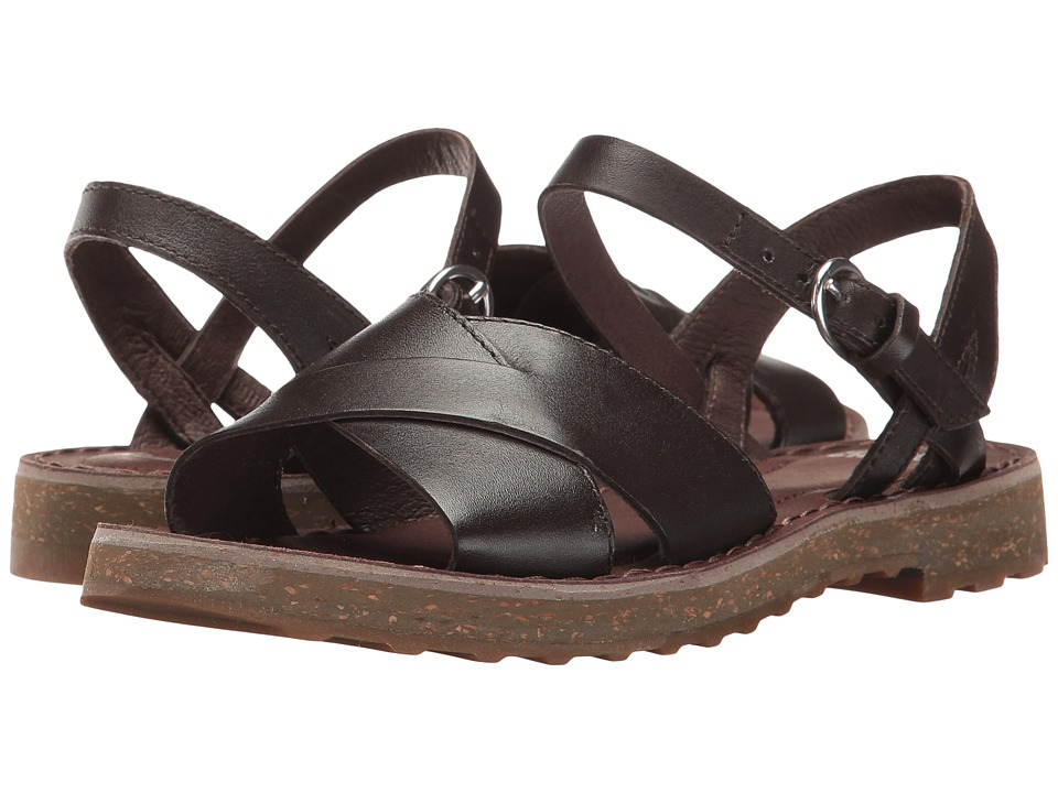 Camper - PimPom - K200378 (Dark Brown) Women's Sandals