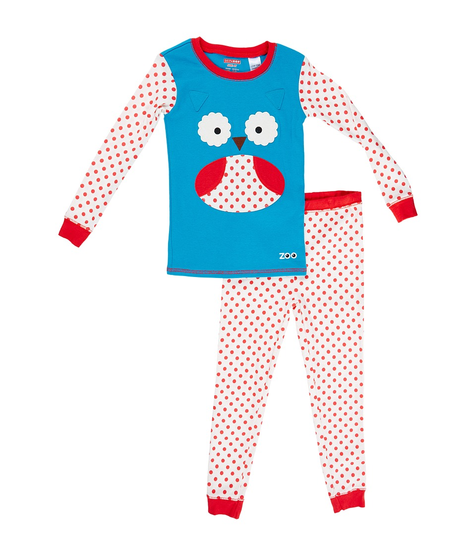 Skip Hop - Zoojamas (Toddler/Little Kids) (Owl) Kid's Active Sets