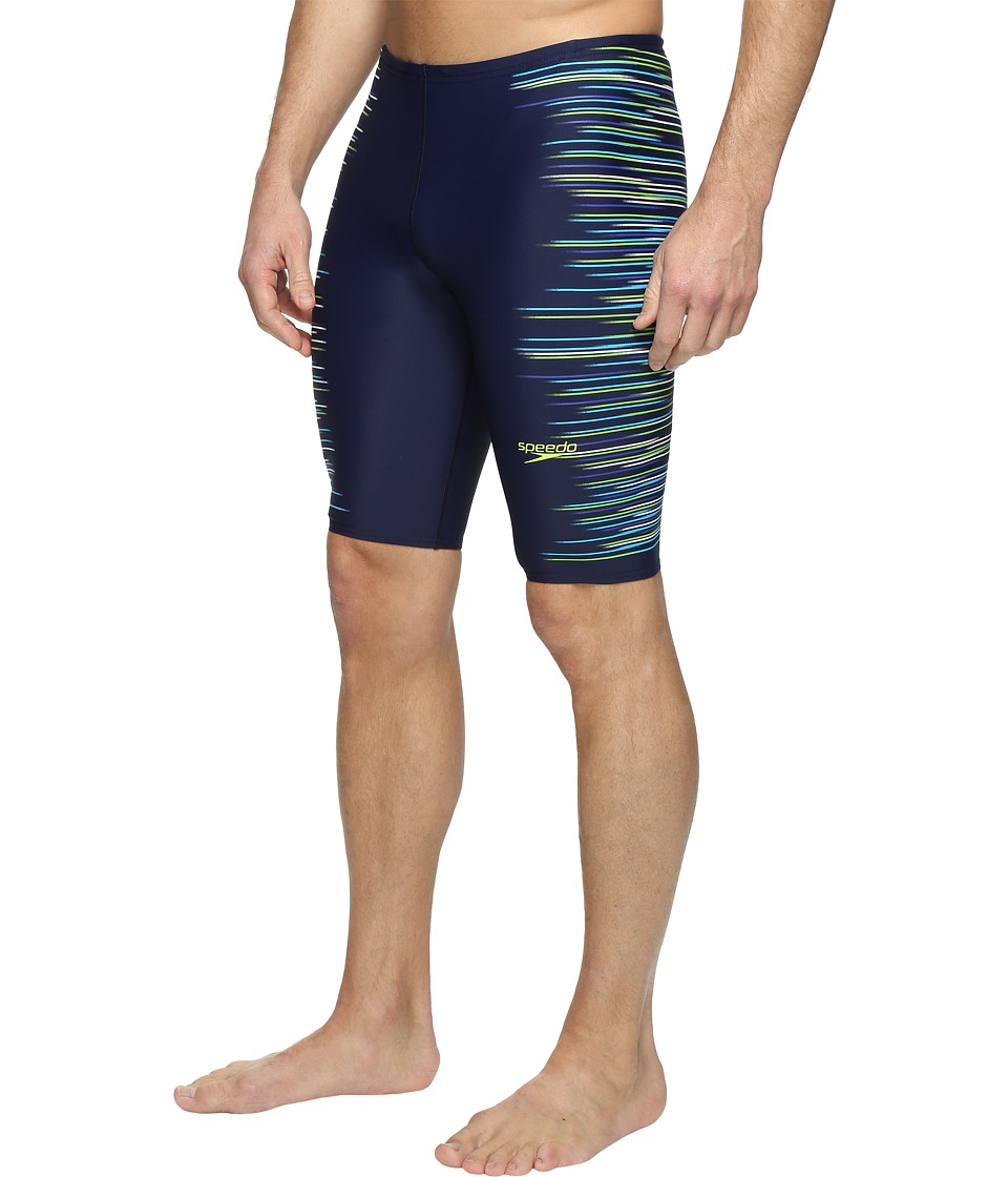 Speedo - Horizon Blue Jammer (Blue) Men's Swimwear