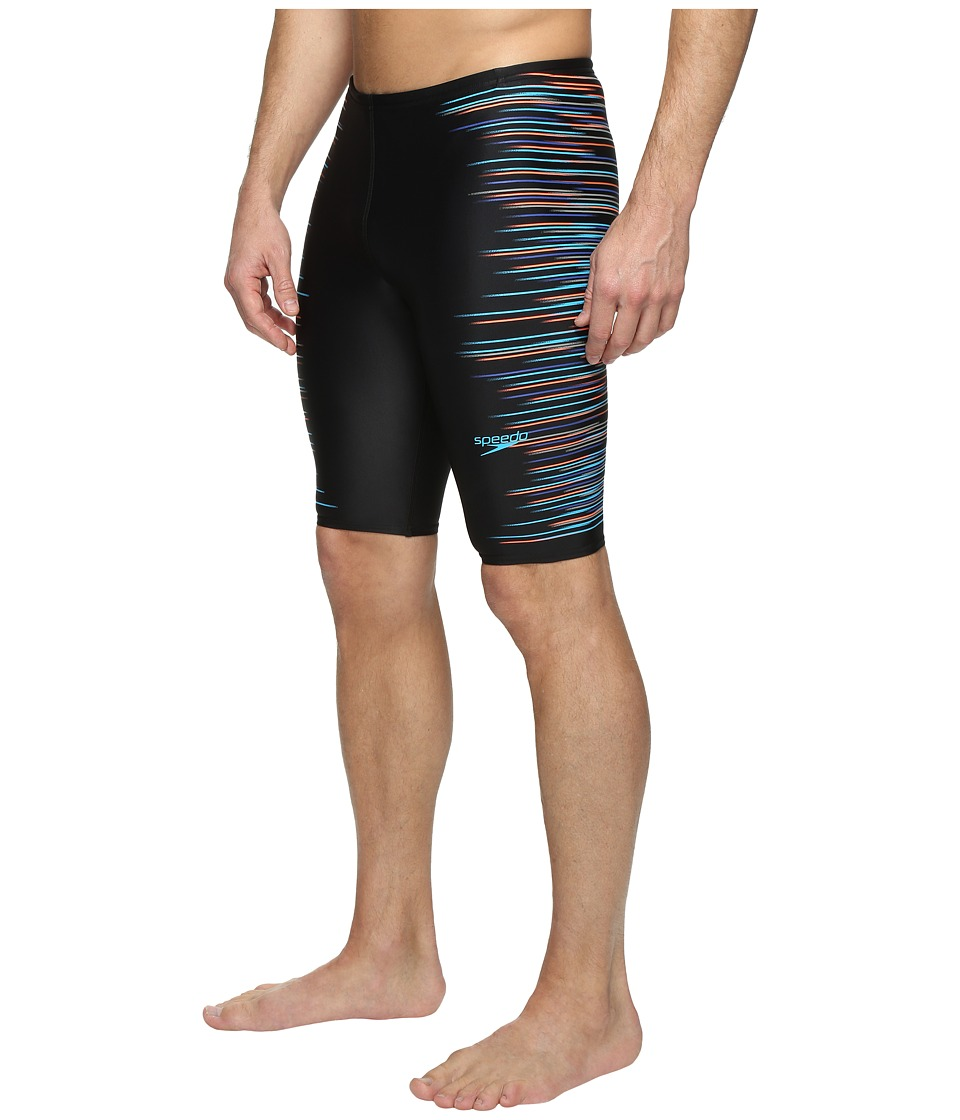 Speedo - Horizon Blue Jammer (Multi) Men's Swimwear