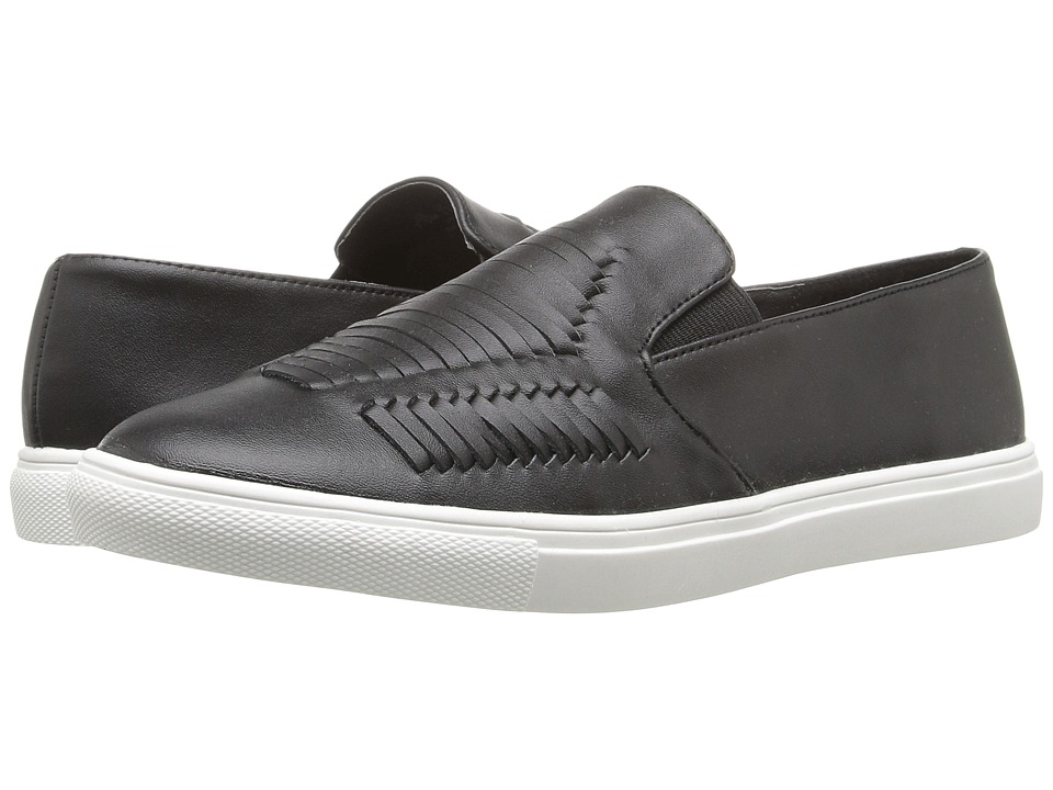CARLOS by Carlos Santana - Heidi (Black) Women's Slip on Shoes
