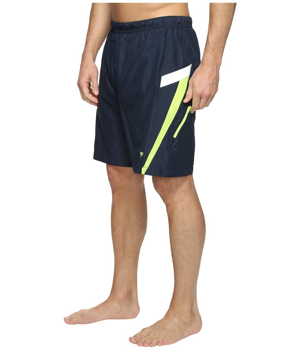 Speedo Hydrovolley w/ Compression Jammer (New Navy) Men