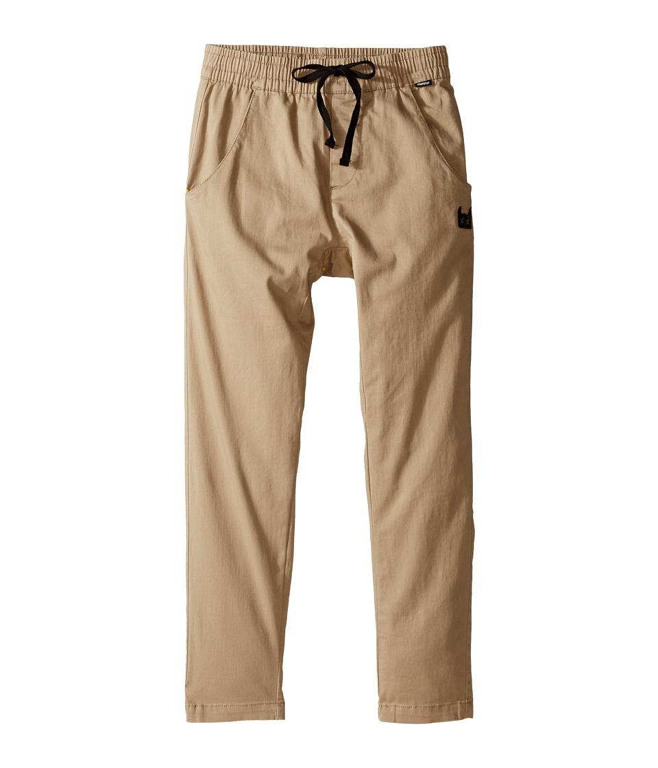 Munster Kids - Tubes Pants (Toddler/Little Kids/Big Kids) (Khaki) Boy's Clothing