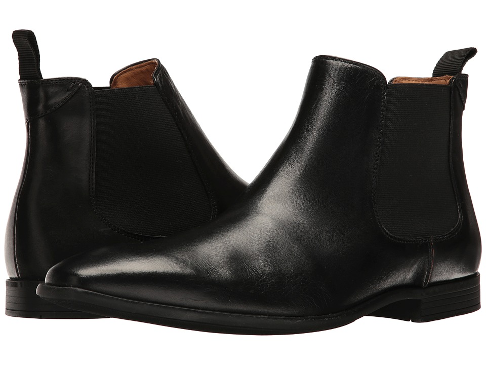 Paul Smith - PS Falconer Boot (Black) Men's Boots