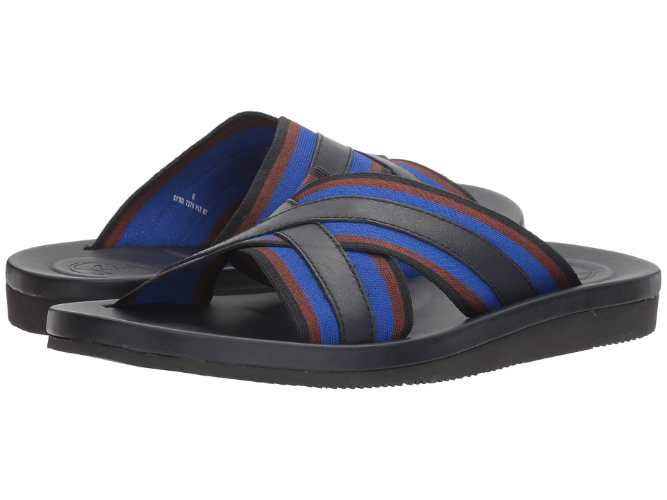 Paul Smith - PS Pin Sandal (Blue) Men's Sandals