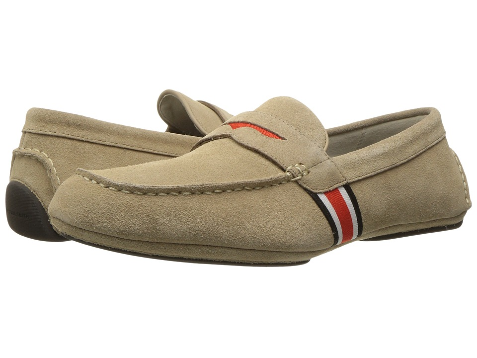 Paul Smith - PS Ride Driver (Sand) Men's Slip on Shoes