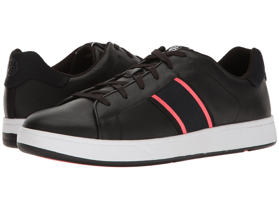 Paul Smith - PS Lawn Sneaker (Black) Men's Lace up casual Shoes