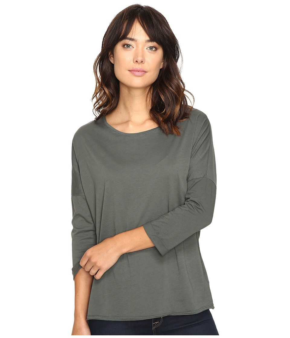 The Beginning Of - Satera Drop Shoulder Tee (Solstice) Women's T Shirt