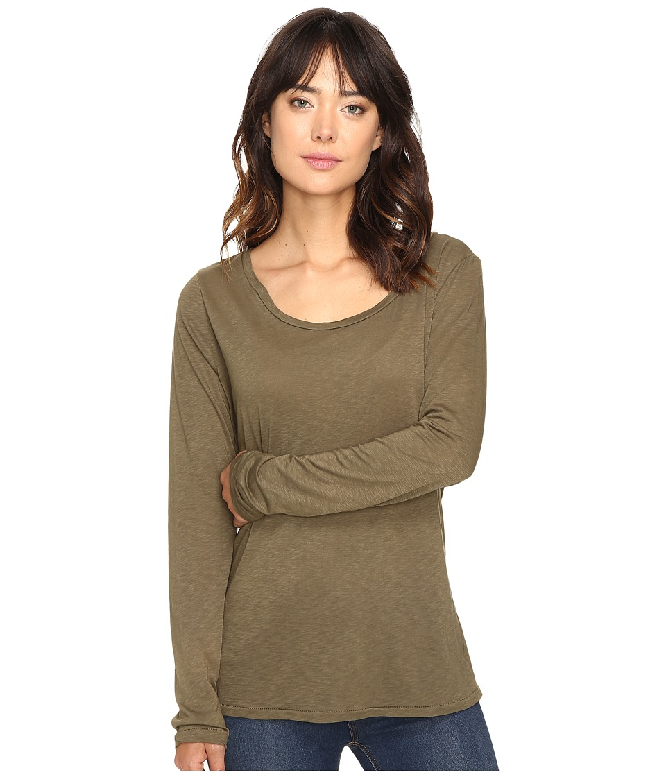 The Beginning Of - Vionnet Basic Tee (Moss) Women's T Shirt