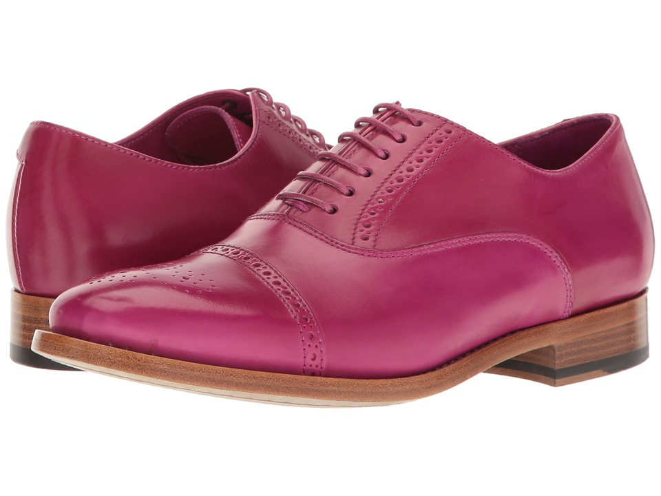 Paul Smith - Bertie Oxford (Fuchsia) Women's Lace up casual Shoes