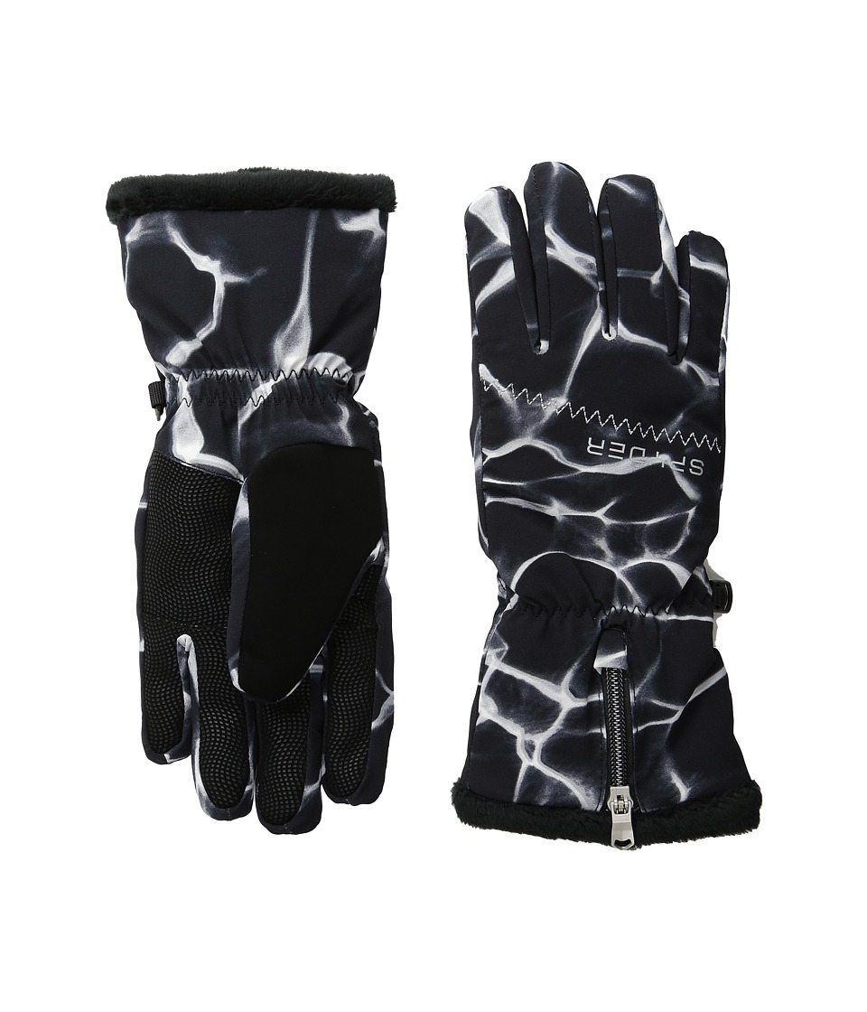 Spyder - Collection Ski Glove (WBK/Black) Ski Gloves