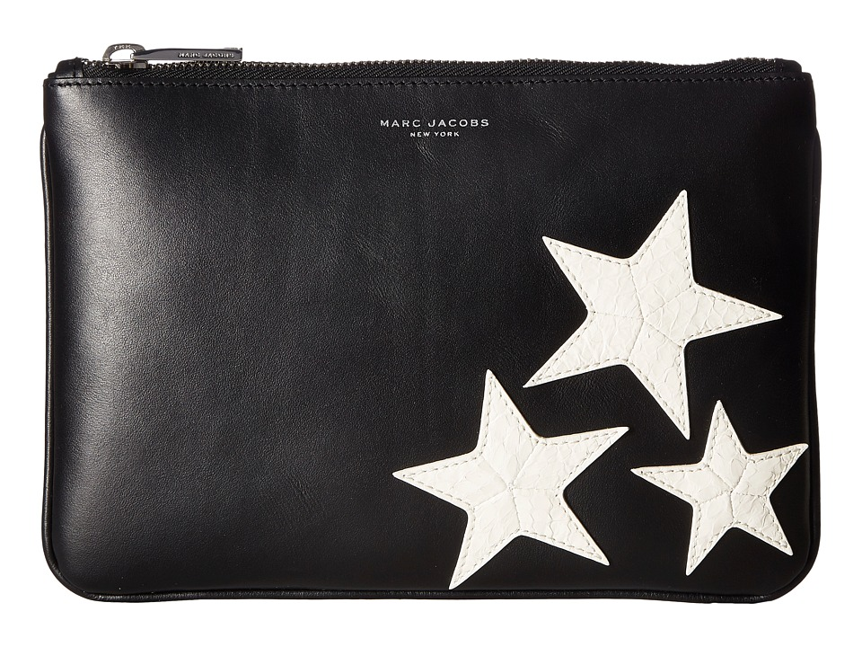 Marc Jacobs - Stars Pouch (Black) Travel Pouch