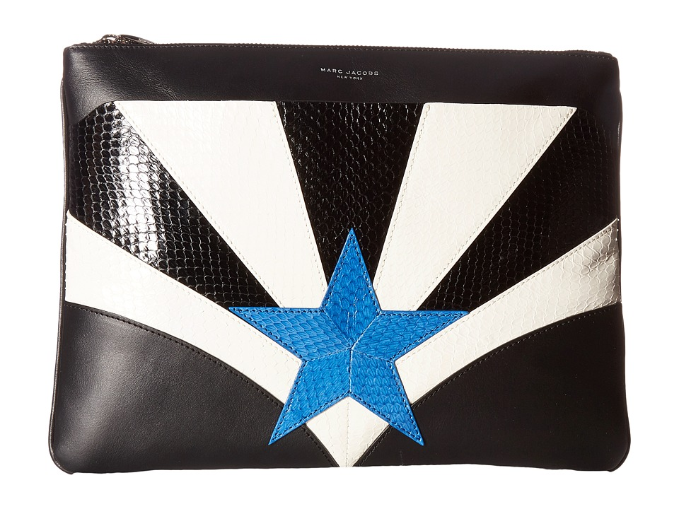 Marc Jacobs - Star Shine Pouch (Black) Travel Pouch
