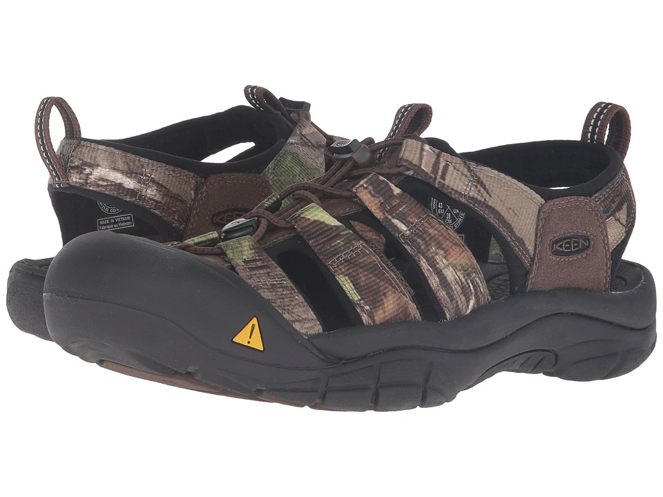 Keen - Newport H2 (Realtree/Xtra Green) Men's Sandals