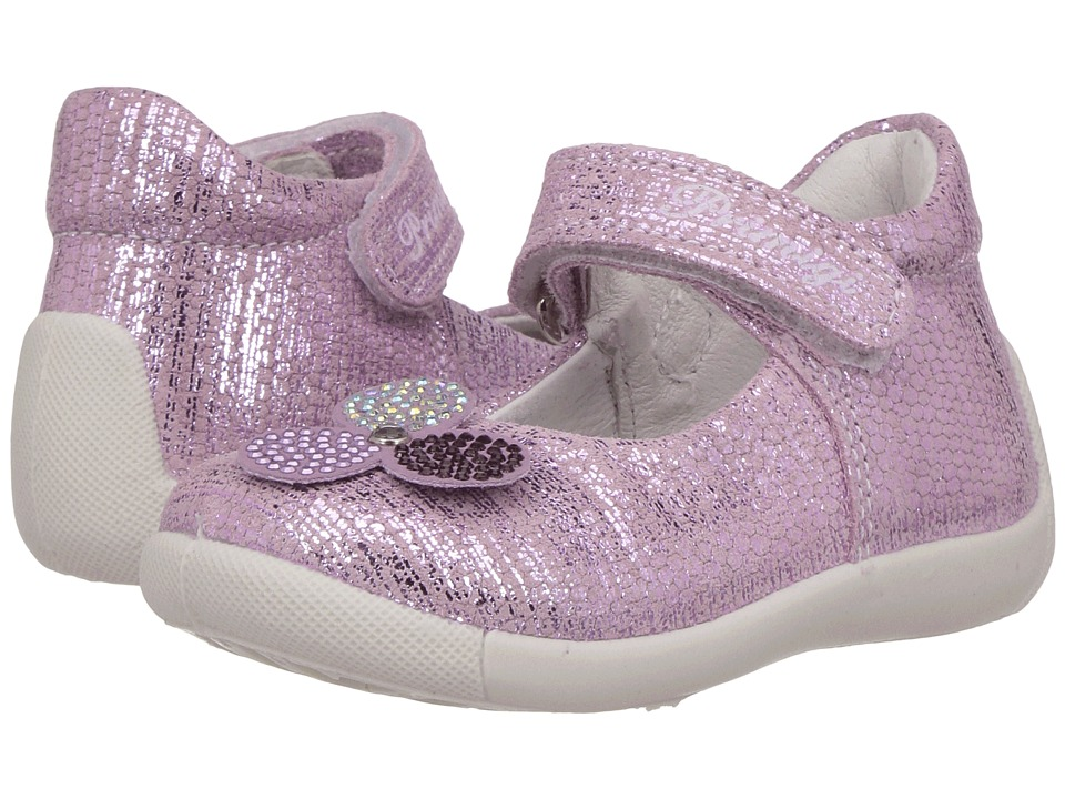 Primigi Kids - PSU 7517 (Infant/Toddler) (Pink) Girl's Shoes