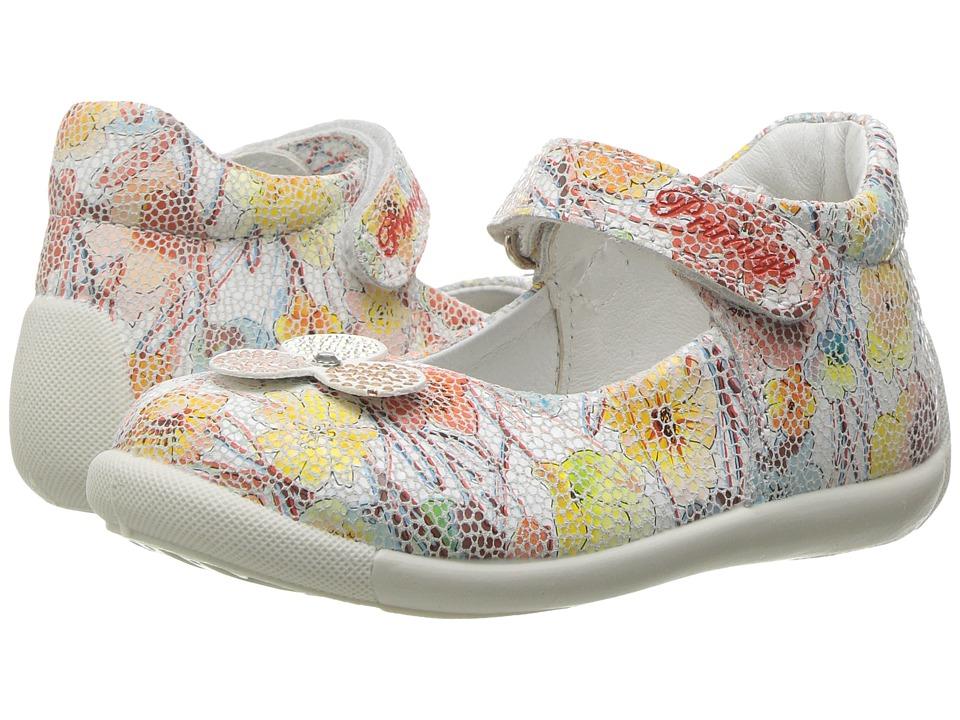 Primigi Kids - PSU 7517 (Infant/Toddler) (Multi Print) Girl's Shoes