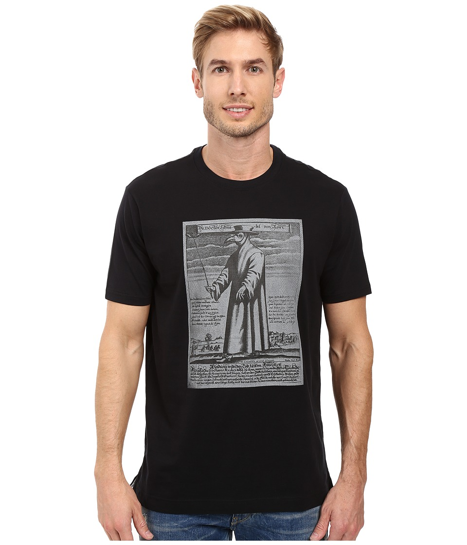 Robert Graham - The Plague Doc T-Shirt (Black) Men's T Shirt