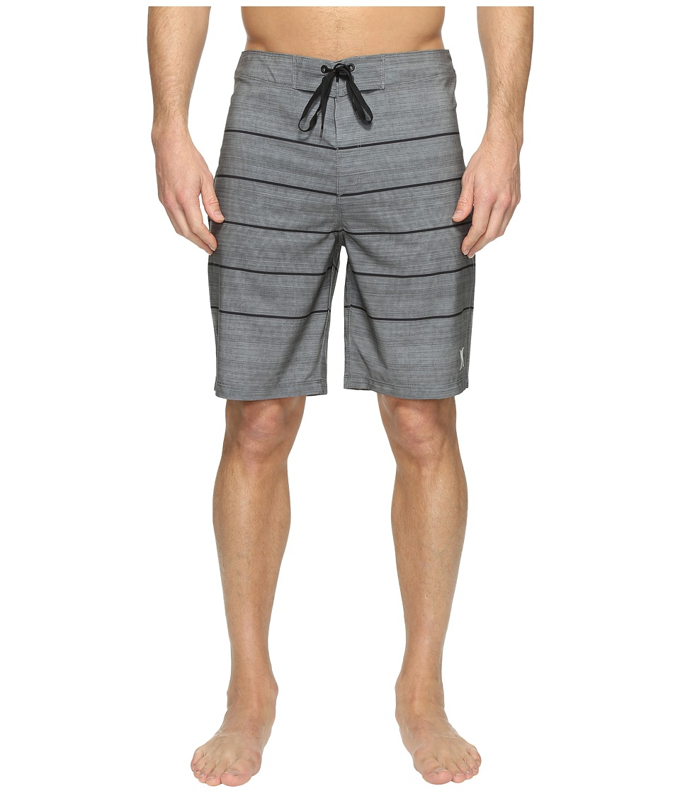 Hurley - Phantom Pinline Boardshorts 20 (Cool Grey) Men's Swimwear