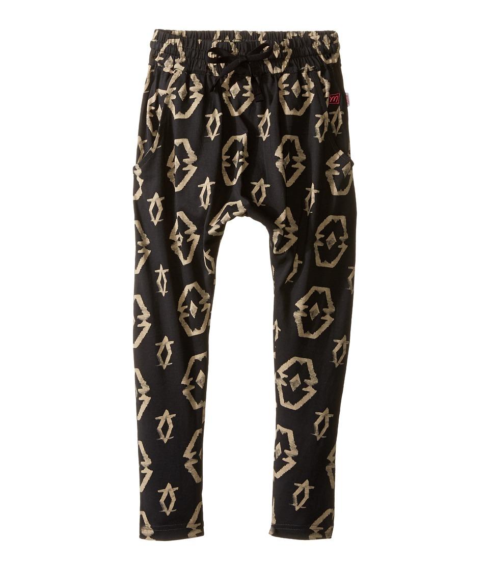 Munster Kids - Water Pants (Toddler/Little Kids/Big Kids) (Soft Black) Girl's Casual Pants