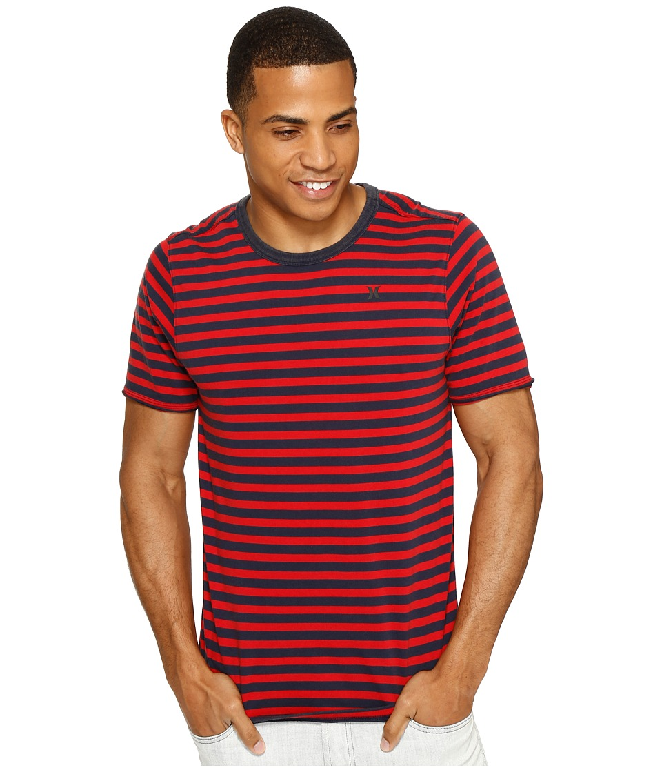 Hurley - Surf Trip Crew (Obsidian) Men's Clothing