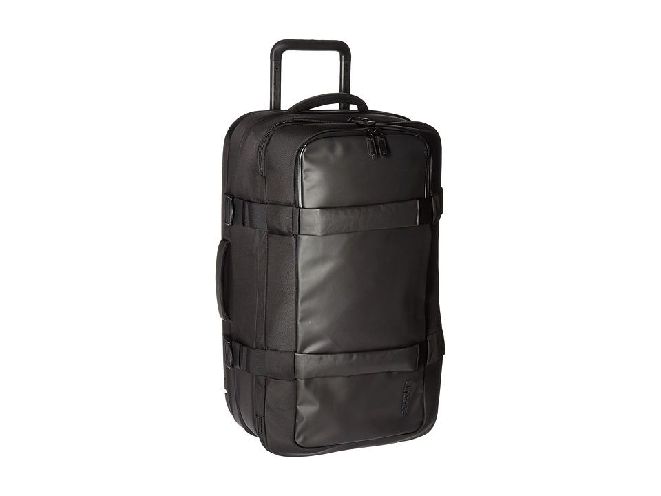 Incase - TRACTO Roller Duffel 80 (Black) Duffel Bags