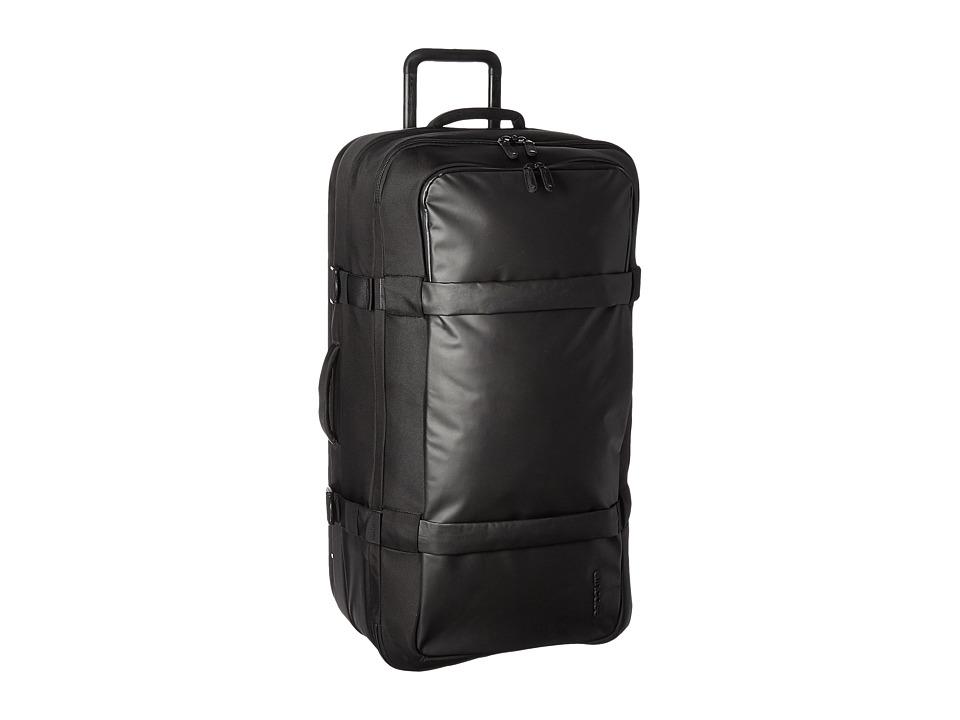 Incase - TRACTO Roller Duffel 130 (Black) Duffel Bags