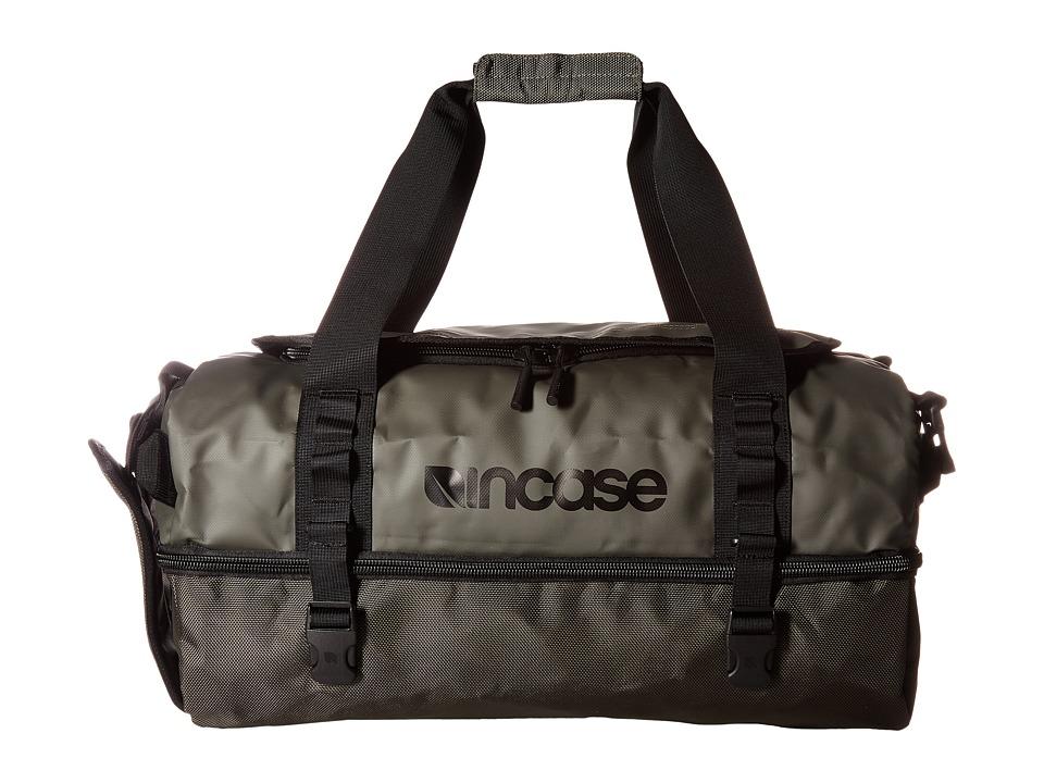 Incase - TRACTO Split Duffel 40 (Anthracite) Duffel Bags