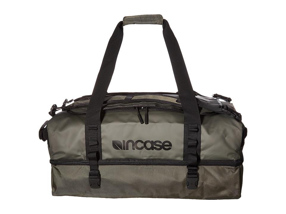 Incase - TRACTO Split Duffel 60 (Anthracite) Duffel Bags