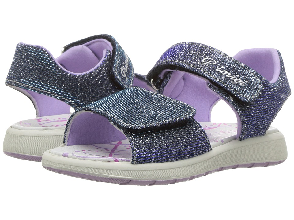 Primigi Kids - PAK 7567 (Infant/Toddler) (Blue) Girl's Shoes