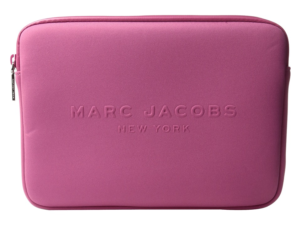 Marc Jacobs - Neoprene Tech Tablet Case (Magenta) Wallet