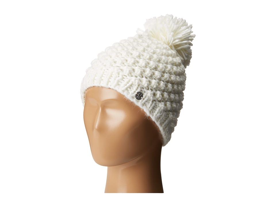 Spyder - Brrr Berry Hat (White 1) Beanies