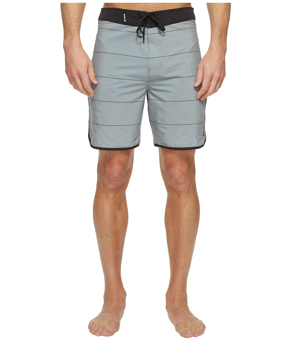 Hurley - Motive Boardshorts 19 (Cool Grey) Men's Swimwear