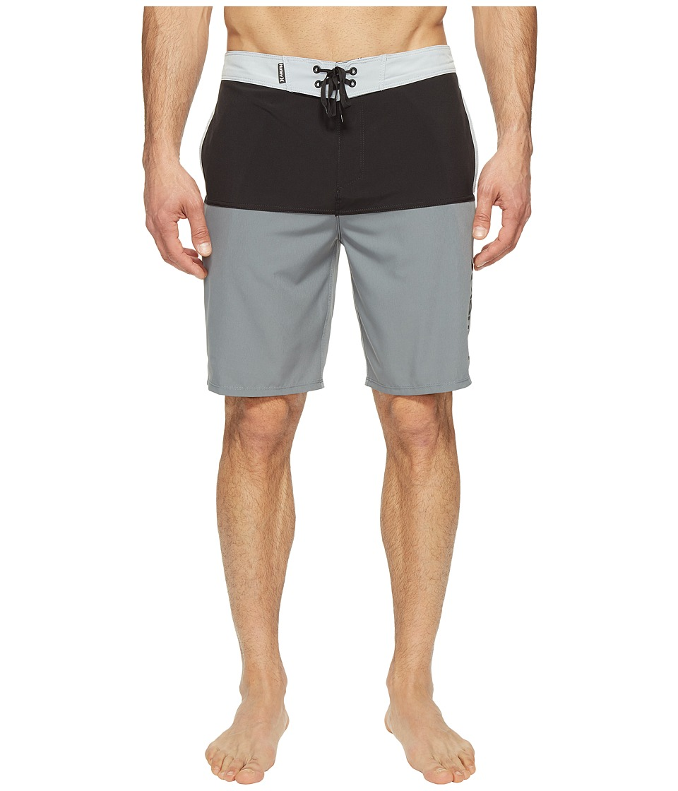Hurley Phantom Beachside Outake Bordshorts 19 (Black) Men