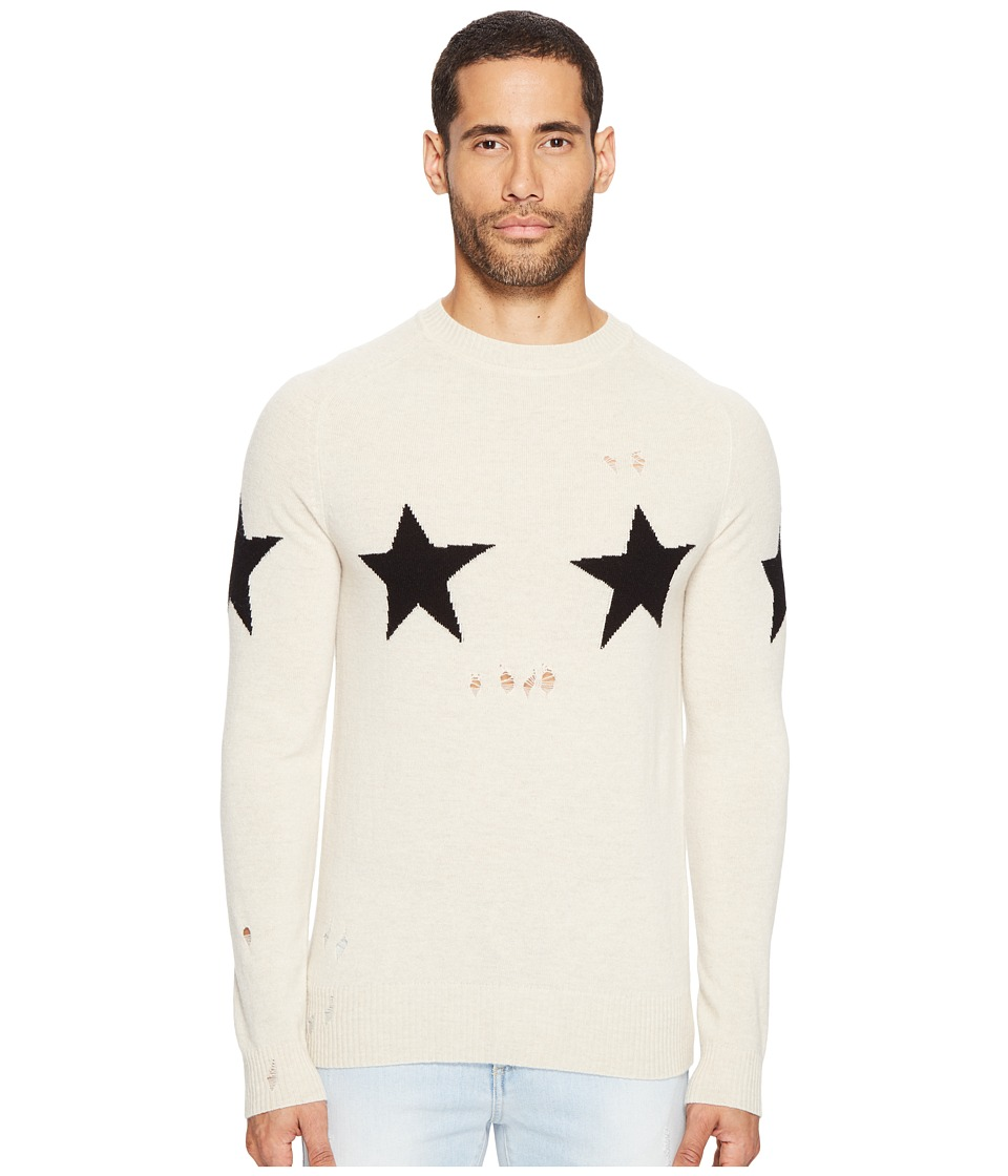 Marc Jacobs - Star Sweater (Natural) Men's Sweater