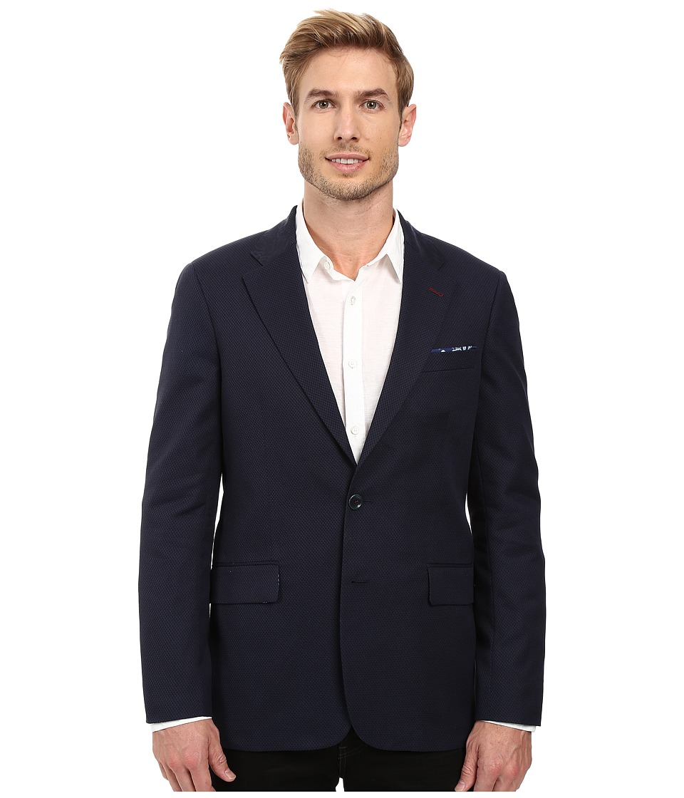 Robert Graham - Padua Sportcoat (Navy) Men's Coat