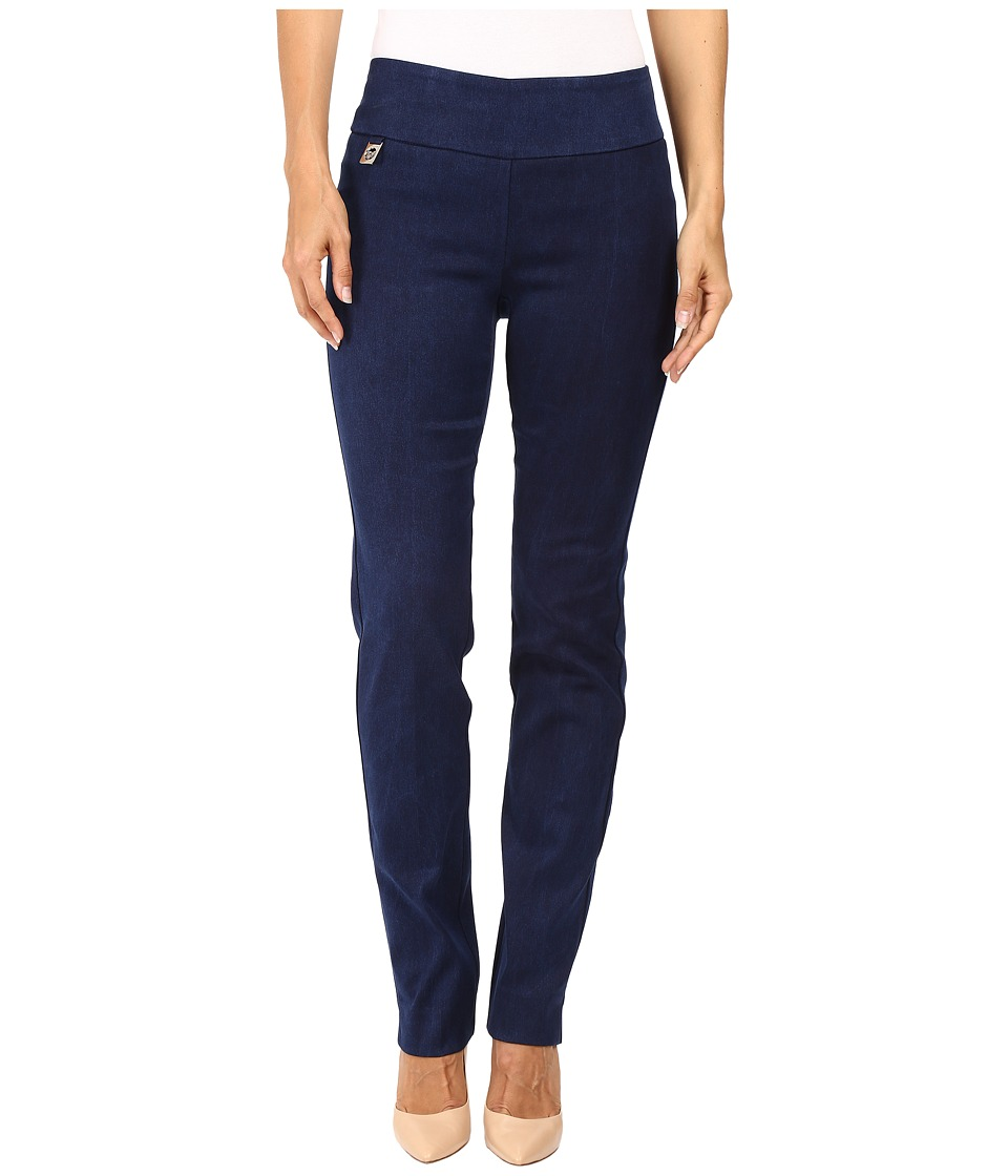 Lisette L Montreal - Signature Collection Slim Pants (Blue Denim) Women's Casual Pants