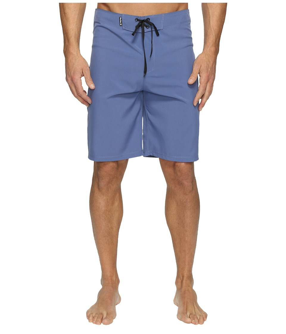Hurley - Phantom One and Only Boardshorts 20 (Blue Moon) Men's Swimwear