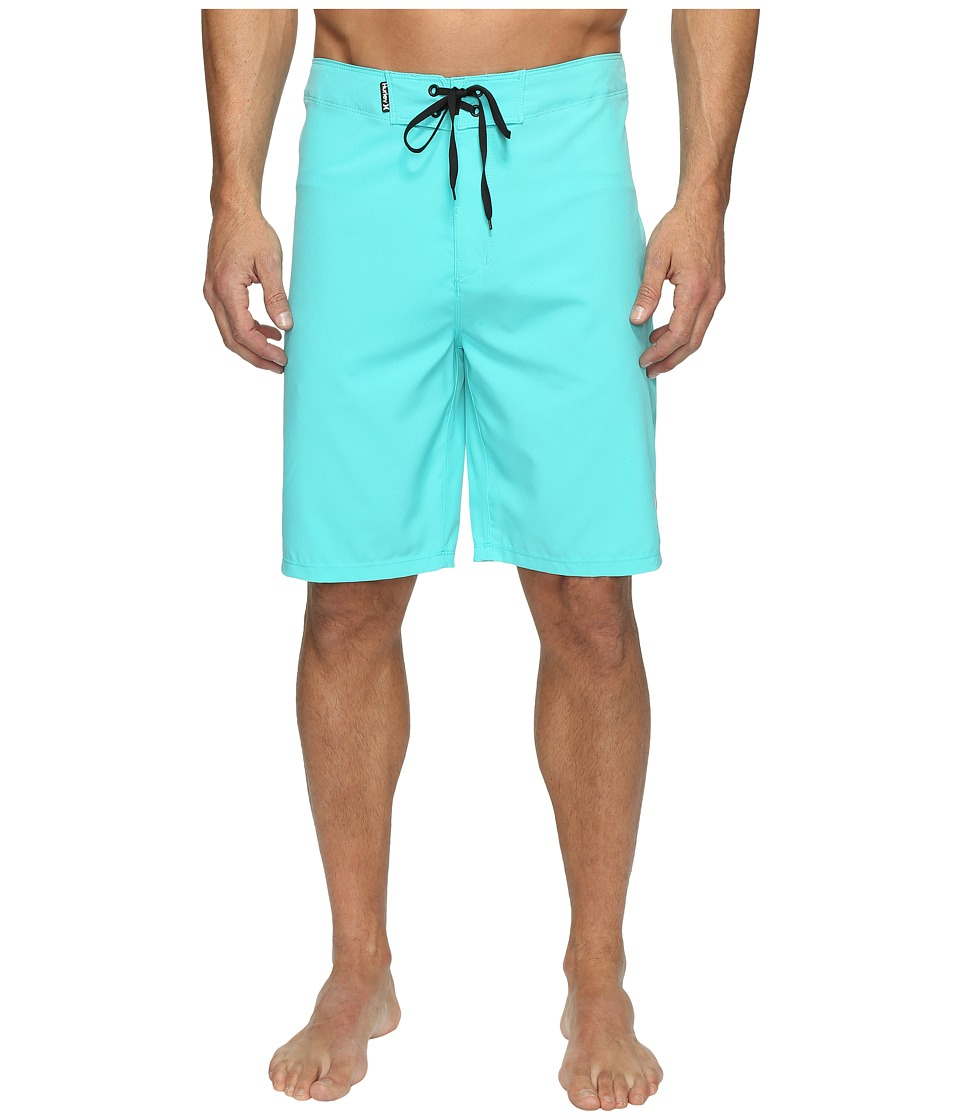 Hurley - Phantom One and Only Boardshorts 20 (Bright Aqua) Men's Swimwear