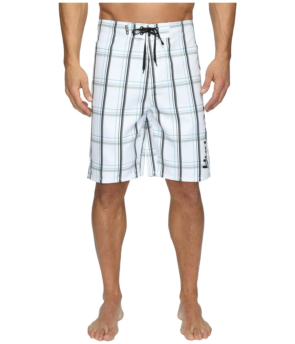 Hurley - Puerto Rico 2.0 (White) Men's Swimwear