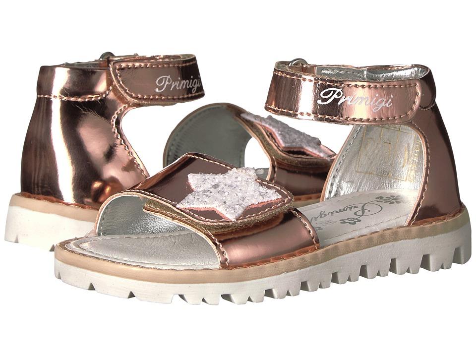 Primigi Kids - PHX 7102 (Toddler) (Rose Gold) Girl's Shoes