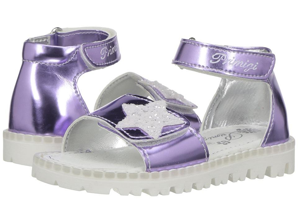 Primigi Kids - PHX 7102 (Toddler) (Purple) Girl's Shoes