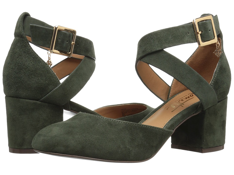 Nanette nanette lepore - Demi (Hunter Green) Women's Shoes