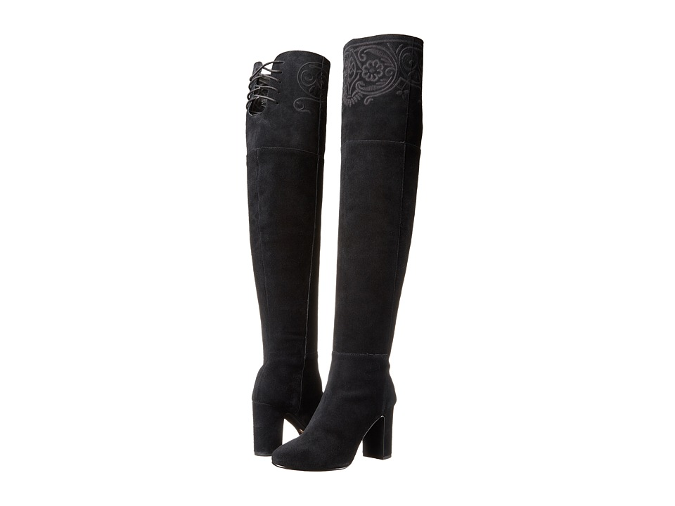 Nanette nanette lepore - Berry (Black) Women's Shoes