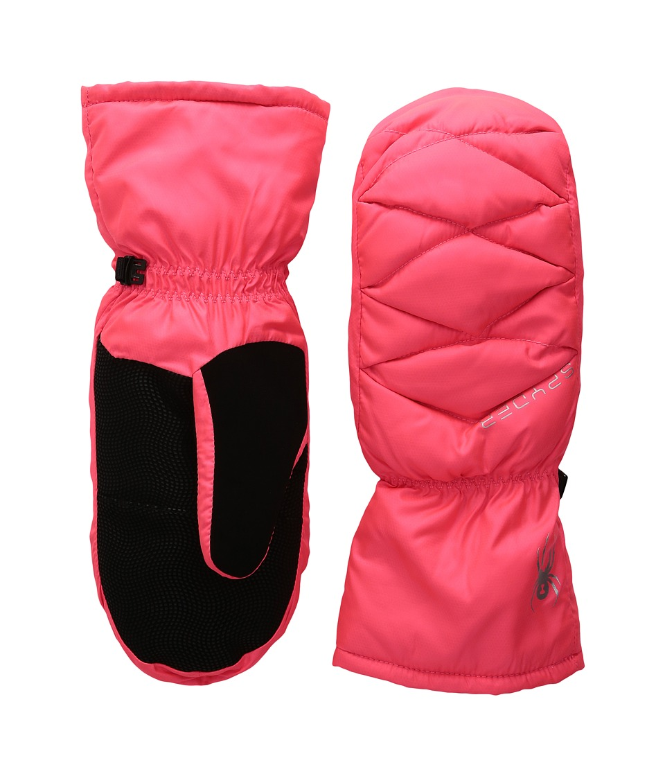 Spyder - Candy Down Mitten (Bryte Pink) Extreme Cold Weather Gloves