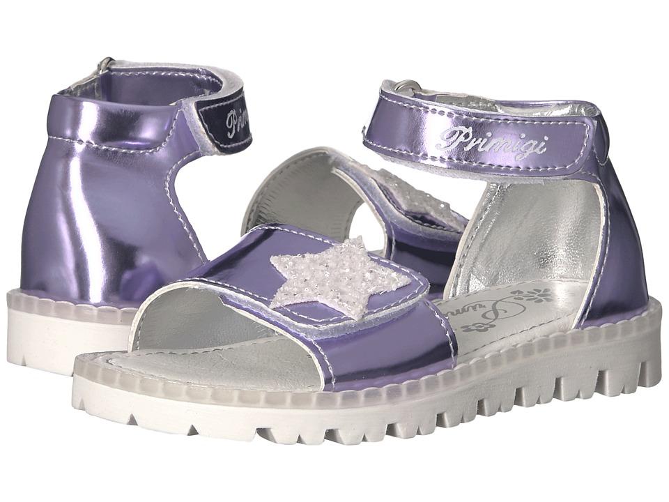 Primigi Kids - PHX 7102 (Toddler/Little Kid) (Purple) Girl's Shoes